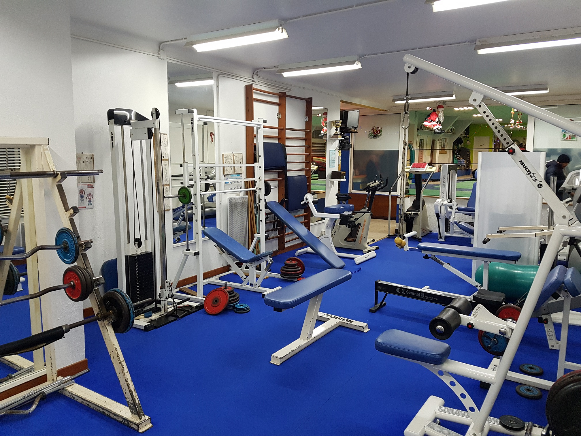 New Look Fitness - Espace cardio & musculation